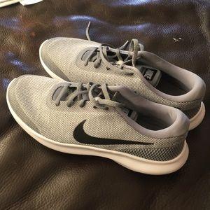 Men Nike flex grey new IS 10